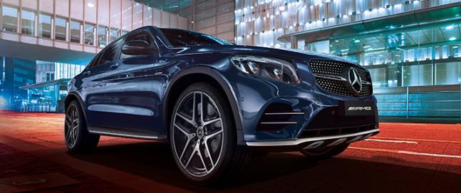 Mercedes AMG GLC 43 Coupe launched in India check out price features here - News Nation English