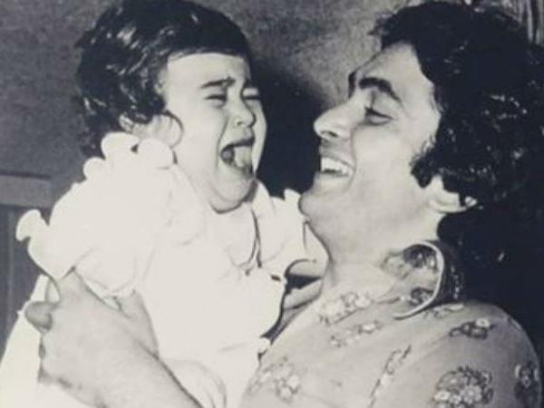 Rishi Kapoor: Throwback Pics Of Legendary Actor