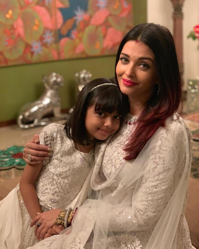 5 Times Birthday Girl Aaradhya Bachchan Twinned With Mom Aishwarya ...