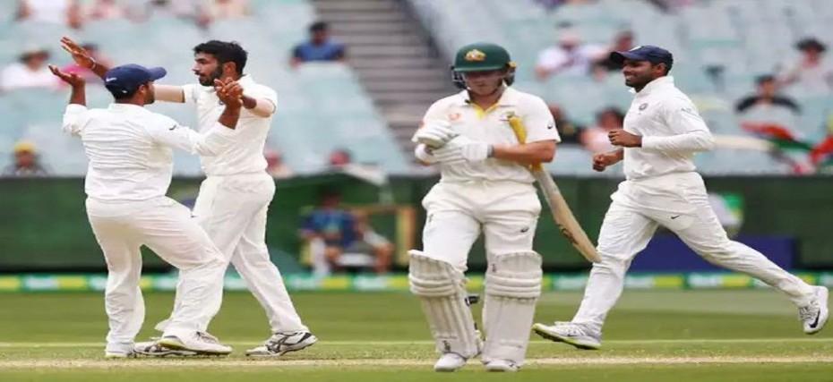 India Vs Australia Live Cricket Score 3rd Test Day 5 Kohli S Side Secures Historic 137 Run Win Take 2 1 Lead In Series News Nation English