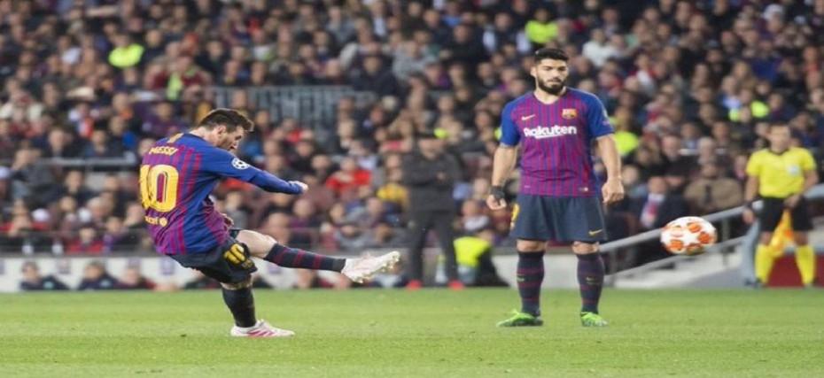 Fc Barcelona Rest Key Players Lose To Celta Vigo In La Liga News Nation English