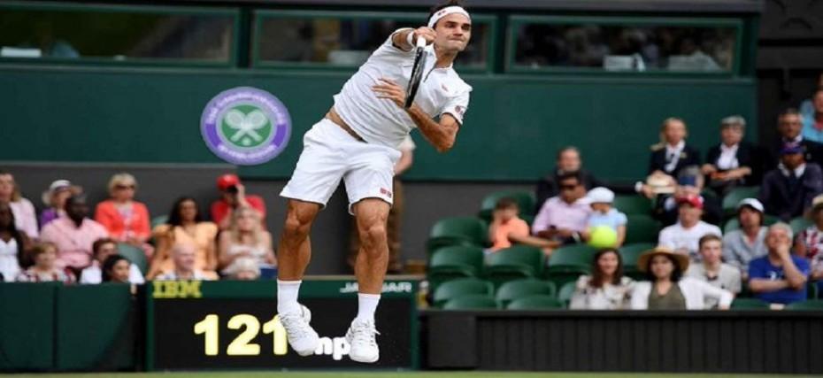 Roger Federer Enters Last 16 Of Wimbledon Rafael Nadal And Serena Williams Also Makes Progress News Nation English