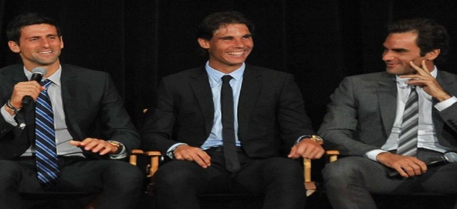 Roger Federer Novak Djokovic And Rafael Nadal To Feature In New Tennis World Cup News Nation English