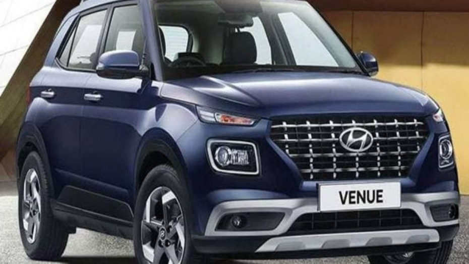 Hyundai Venue Top Variant To Get Dual Tone Paint Option Specs Price Inside News Nation English