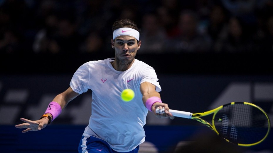 Rafael Nadal Wins After Being Match Point Down Stefanos Tsitsipas Enters Atp Finals Semis News Nation English