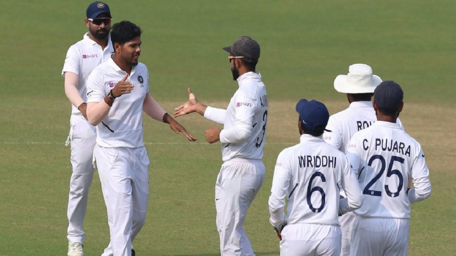 Pink Ball Test Umesh Yadav Takes Fifer As India Defeat Bangladesh Clinch Series News Nation English