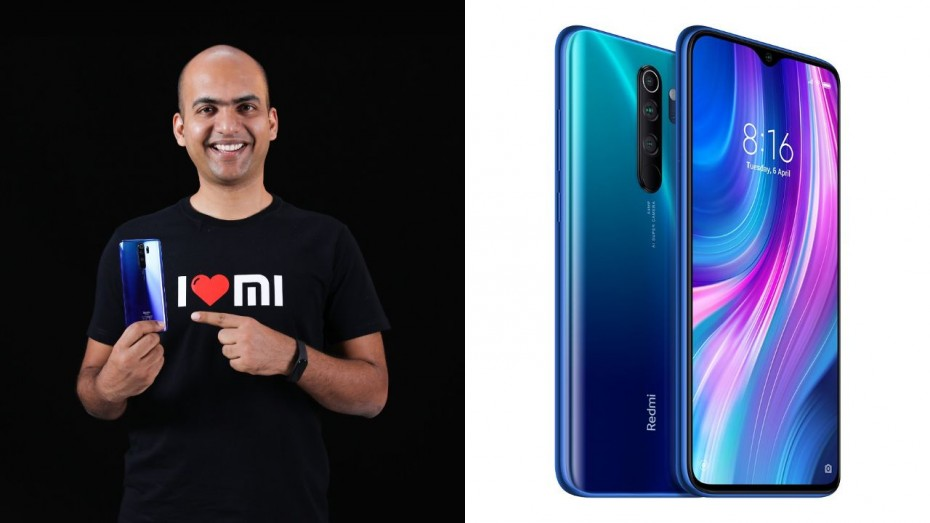 Redmi Note 8 Pro Electric Blue Colour Variant Goes Official In India Specs Price Inside News Nation English