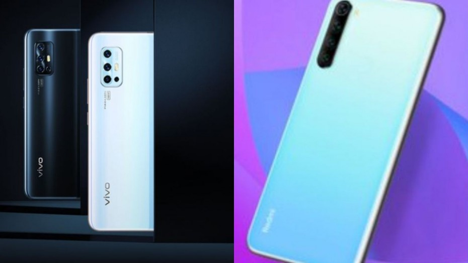 Vivo V17 Vs Redmi Note 8 Pro Specs Features Price Compared News Nation English