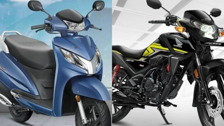 Honda Activa 125 Sp 125 Bs6 Sales Cross 60 000 Mark Details Inside News Nation English