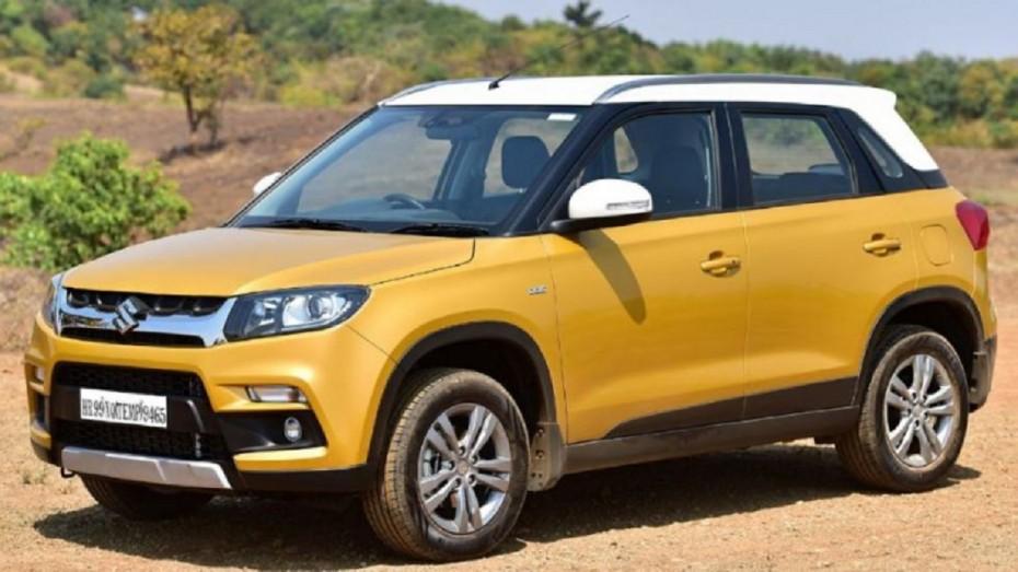 Maruti Suzuki Vitara Brezza Crosses 5 Lakh Sales Milestone More Details Inside News Nation English