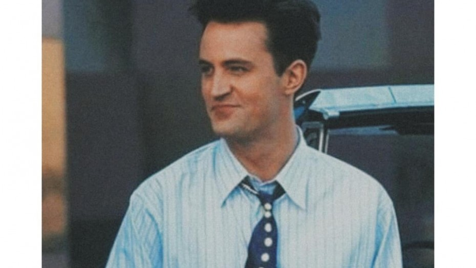 Matthew Perry Aka Chandler Is On Instagram And Can We Be Any More Happy News Nation English