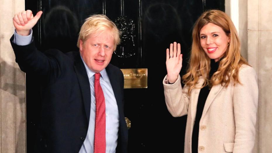 Downing Street confirms Boris Johnson married secretly