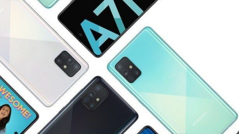 Samsung Galaxy A71 5g Launched In Us Complete Details Inside News Nation English