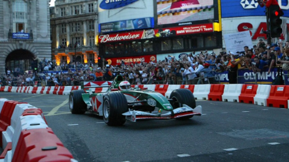 Formula 1 Corona Lockdown