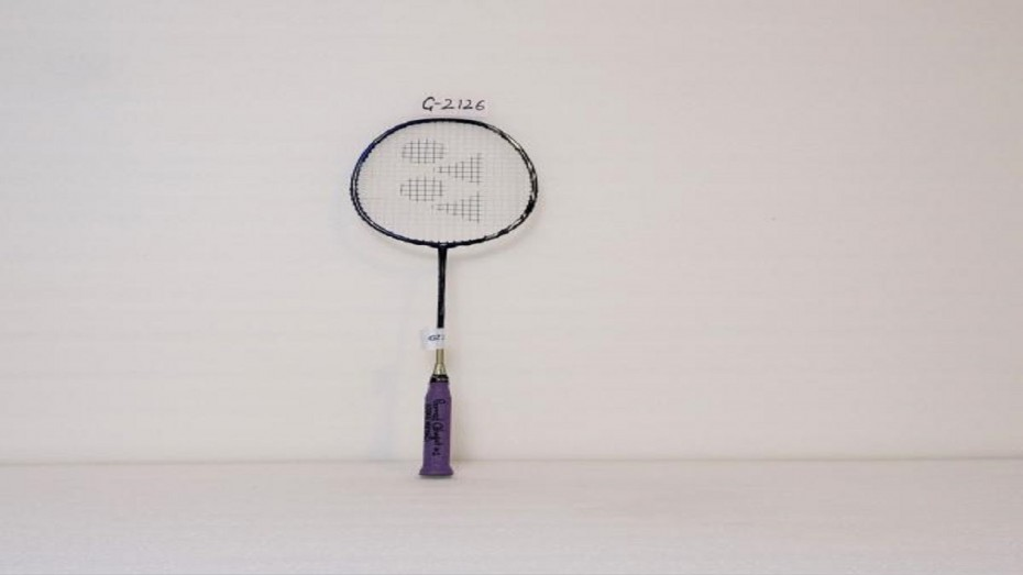 Pramod Bhagat's  badminton racquet